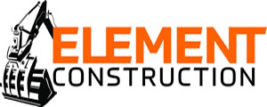 Element Construction logo graphic.